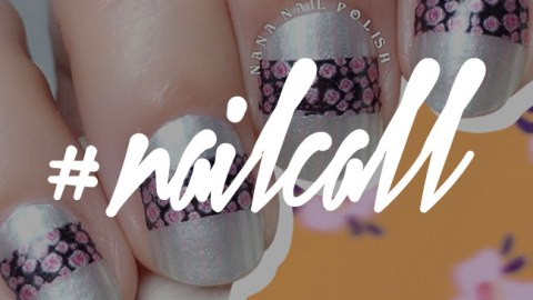A Week's Worth of Cool Nail Art Looks | StyleCaster