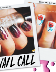 Tuesday's #NailCall: Geometric Prints and Simple Patterns