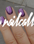 #NailCall: Glitter Tips, Plaid Nails & More