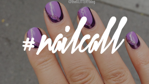 #NailCall: Glitter Tips, Plaid Nails & More | StyleCaster