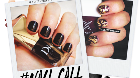 Tuesday's #NailCall: Luxe Nails | StyleCaster