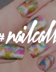Bold Prints Took Over Nails on Instagram This Week