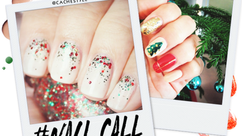 Tuesday's #NailCall: Holiday Nails Your Friends Will Envy | StyleCaster