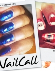 Tuesday's #NailCall: Santa, Sweaters and Snowflakes