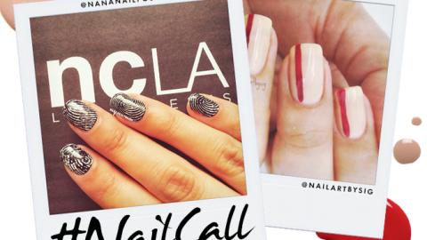 Tuesday's #NailCall: Valentine's Day Nail Art & More!   StyleCaster