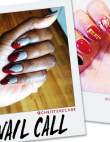Tuesday's #NailCall: Vibrant Colors and Autumn Themes