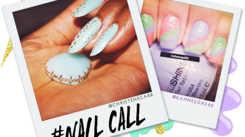 Tuesday's #NailCall: Nail Art Galore | StyleCaster