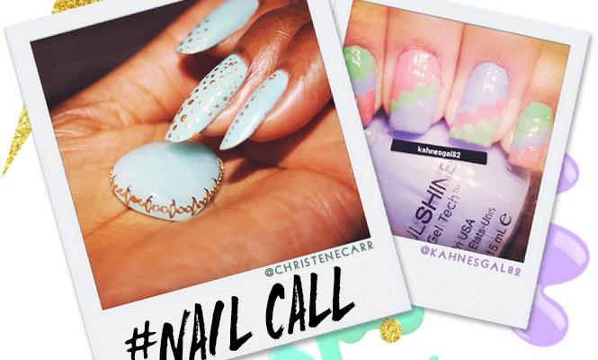 Tuesday's #NailCall: Nail Art Galore