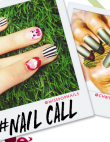 Tuesday's #NailCall: Matte Textures and Back-to-School Prints