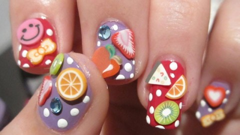 Beauty Buzz: Food-Inspired Nail Art, How to DIY Tinted Moisturizer, More | StyleCaster