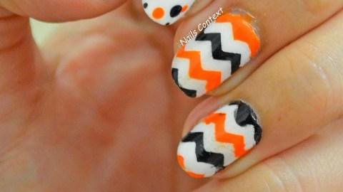 Easy Halloween Nail Art You Can Actually Do | StyleCaster