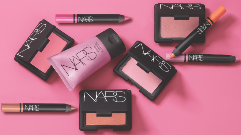 NARS Final Cut Collection is The Most Edgy Pink Makeup You'll Ever See | StyleCaster