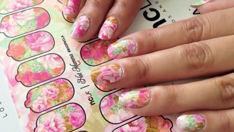The Best Nail Stickers For Ladies Who Love Nail Art | StyleCaster