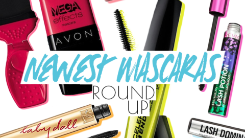 The Best New Mascaras to Try Right Now | StyleCaster