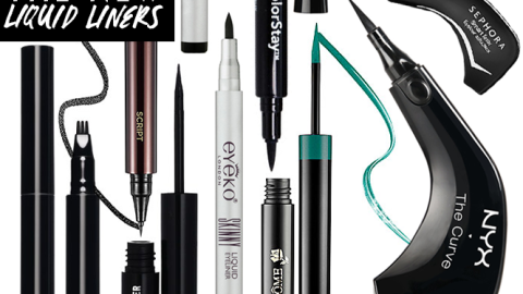The Newest Liquid Eyeliner Tools For Statement Eyes | StyleCaster