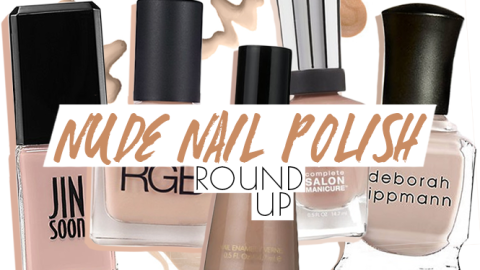 10 Best Nude Nail Polishes | StyleCaster
