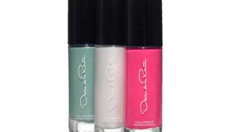 Oscar de la Renta's Spring 2013 Nail Collection Available for Purchase | StyleCaster