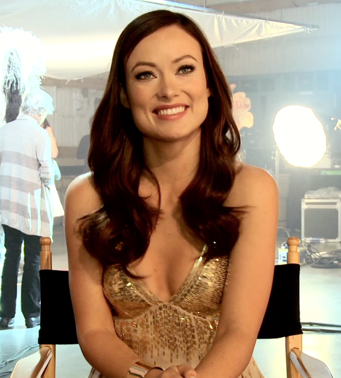 Go Behind The Scenes With Olivia Wilde