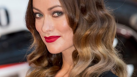 Beauty Buzz: Olivia Wilde's Perfect Matte Red Lipstick, New Burberry Brit Rhythm Campaign, More   StyleCaster