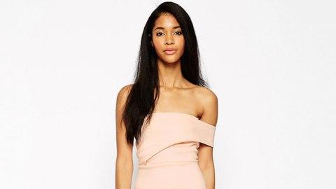 18 Modern One-Shoulder Dresses | StyleCaster