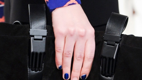 Learn How to Make the Most of Your Negative Space Manicure   StyleCaster