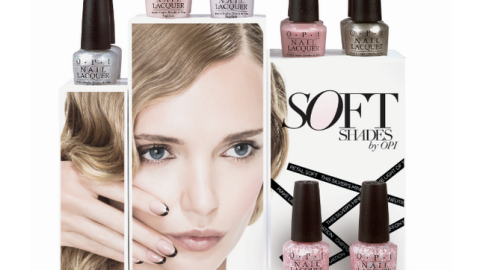OPI Release a SoftShades Collection | StyleCaster