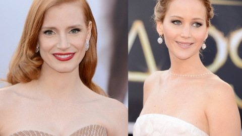 Oscars 2013: The Best Beauty Looks of the Night   StyleCaster