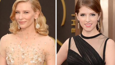 Learn Exactly Which Products the Stars Wore at the Oscars Last Night   StyleCaster