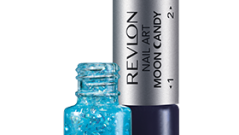 Cheap Trick: Revlon Nail Art Moon Candy Gives You Cosmic 3D Nails | StyleCaster