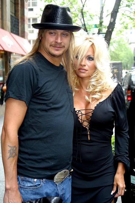 Pamela Anderson, Kid Rock