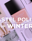 Pastel Nail Polish You'll Want This Winter