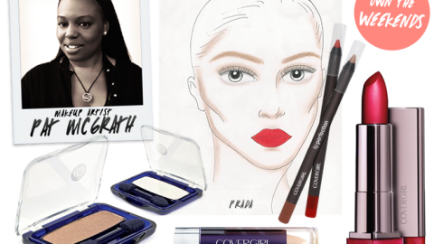 Legendary Makeup Artist Pat McGrath Explains the Art of a Bold Red Lip | StyleCaster