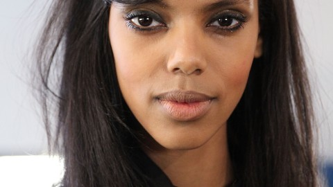 Trendspotting at Fashion Week Fall 2014: All About the Eyes | StyleCaster
