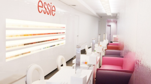 Nail News: Essie's Flagship Salon Opens in NYC | StyleCaster