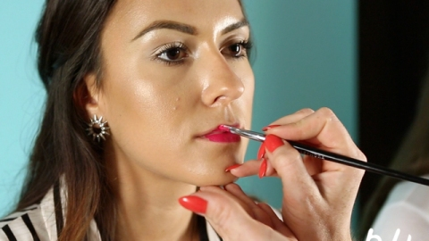 WATCH: Get the Perfect Fuchsia Lip For Your Skin Tone | StyleCaster
