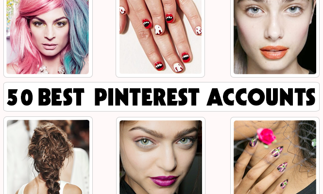 50 Best Pinterest Accounts to Follow