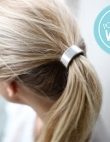Hair Accessories For Your Ponytail: Cuffs, Headbands and More