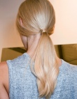 Ponytail Inspiration Straight From the Runway