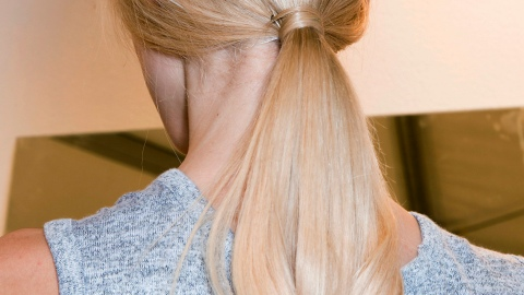 Ponytail Inspiration Straight From the Runway | StyleCaster
