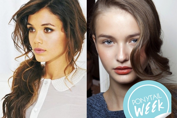 Side Ponytails are Really a Thing: How to Wear Them the Right Way