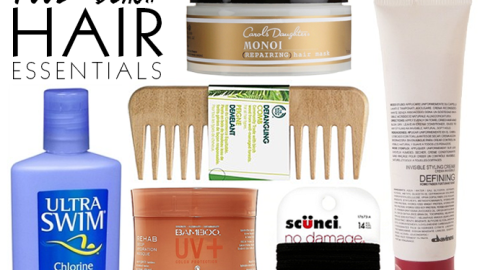 The Best Pool and Beach Hair Essentials For Summer Fun in the Sun | StyleCaster