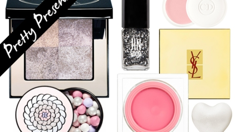 Beauty Products Pretty Enough To Give As Presents | StyleCaster