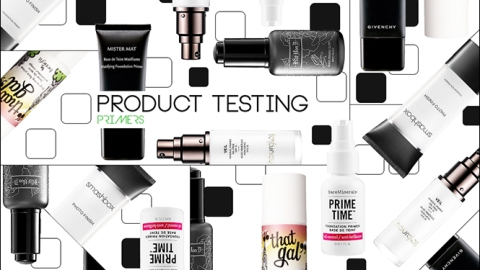 Product Testing: Our Picks for the Best Facial Primers | StyleCaster