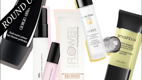 Our 12 Favorite Primers to Help Makeup Stay Put | StyleCaster