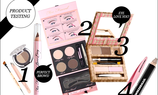 The Best Eyebrow Kits Available Right Now