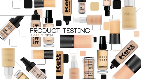 Top 5 Liquid Foundations For Flawless Skin | StyleCaster