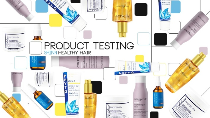 Our Top 5 Favorite Products For Shiny, Healthy Hair!
