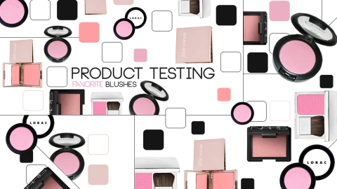 Product Testing: 5 Pink Blushes Perfect For Any Skin Tone | StyleCaster