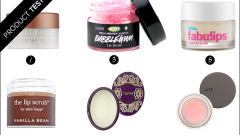 Product Testing: Find Out Which Lip Exfoliators Are Our Top Picks   StyleCaster