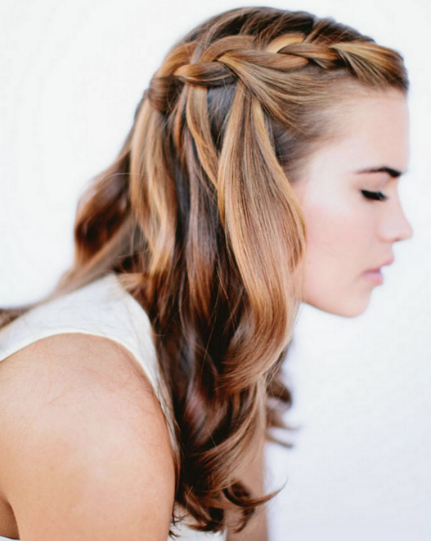 Prom Hairstyles That You Can Diy At Home Stylecaster